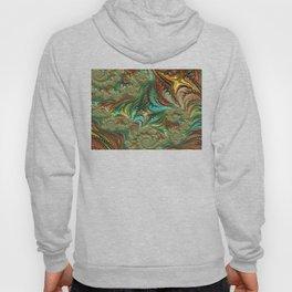 fractal- artwork pattern digital Hoody