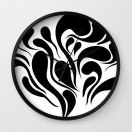 Blorp Wall Clock