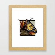 Flora & Fauna II Framed Art Print