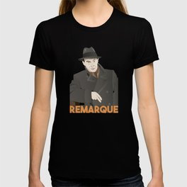 Erich Maria Remarque German Writer T-shirt