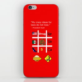Crazy Ideas iPhone Skin