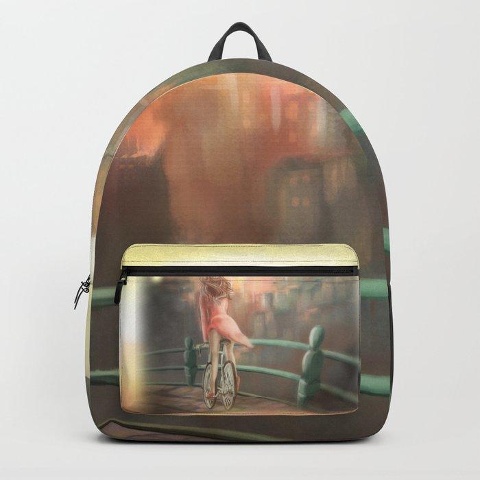 Keep your balance! Backpack