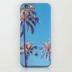 palm tree ver.sunny day iPhone 6s Slim Case