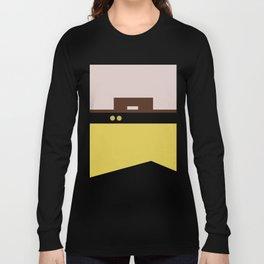 Lieutenant Thomas Riker - Star Trek TNG The Next Generation - Trektangle - startrek  Long Sleeve T-shirt