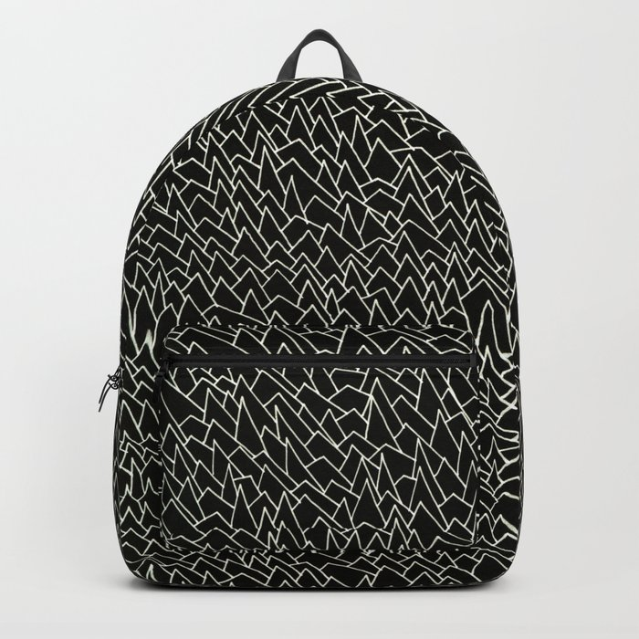 BW pattern 20 Backpack