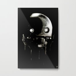 """""""It's just the Rebels, sir... they're here."""" Metal Print"""