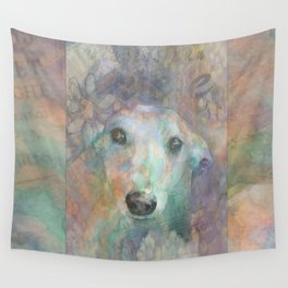 Winners run Free Wall Tapestry