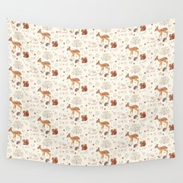 Woodland Friends Wall Tapestry