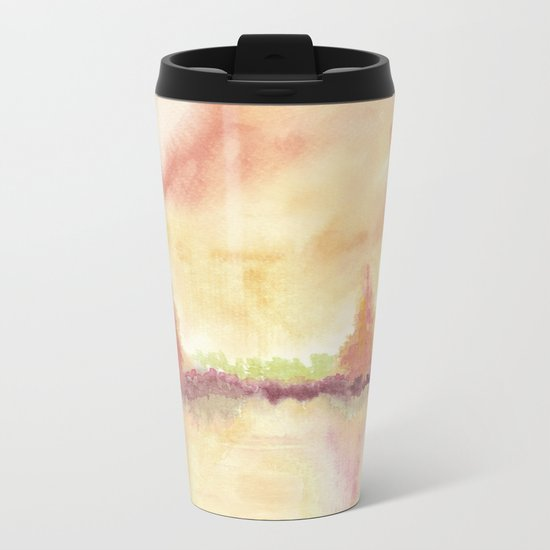 A 0 8 Metal Travel Mug