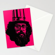 Outlaws of Literature (Allen Ginsberg) Stationery Cards