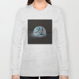 Glowing Snail Long Sleeve T-shirt