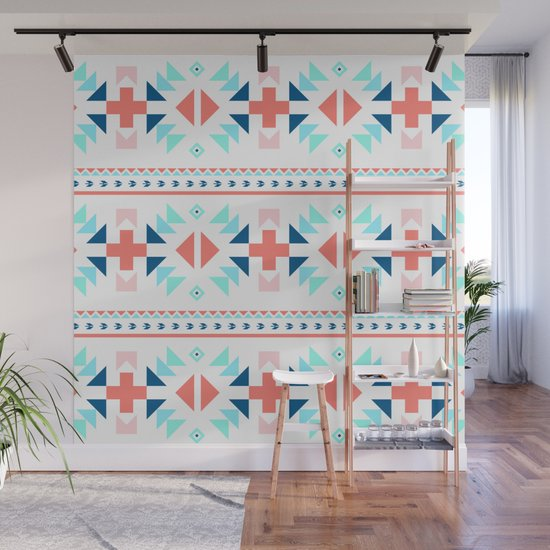 geometry navajo pattern by happyplum