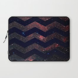 Chevron Sky Laptop Sleeve