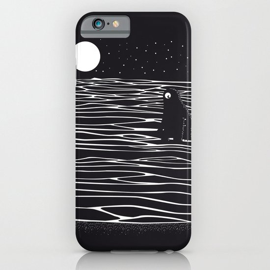 Scary monster! iPhone & iPod Case