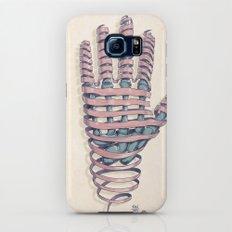 Hand Ribbon Galaxy S6 Slim Case