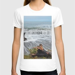 Sea and driftwood mix it up T-shirt
