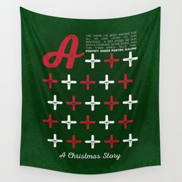 A Christmas Story - A+++++ Wall Tapestry