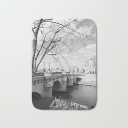 Le Pont Neuf Bath Mat