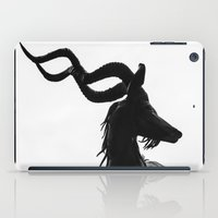 antler iPad Cases featuring Antler by Eric Dufresne