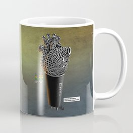 CRZN Dynamic Microphone - 003 Coffee Mug