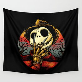 freddy x jack Wall Tapestry