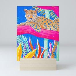Exotic Jungle Mini Art Print