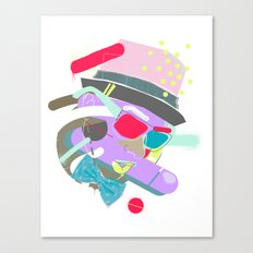 A-Lister. Canvas Print
