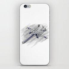 In A Galaxy Not Far Away iPhone & iPod Skin