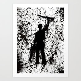 Rudeboy Art Print