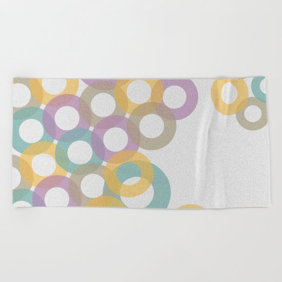 Together Beach Towel