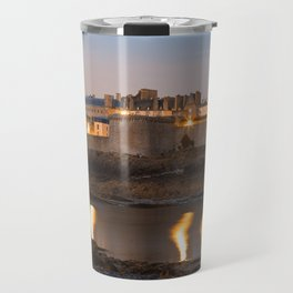 Saint Malo Twilight Travel Mug