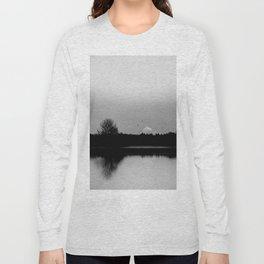 Mound Hood Reflection II Long Sleeve T-shirt
