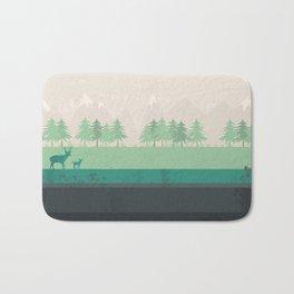 Wilderness Bath Mat