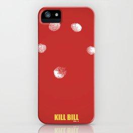 Kill Bill vol. 2 iPhone Case