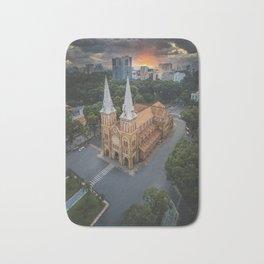 Notre-Dame Cathedral Basilica of Saigon Bath Mat