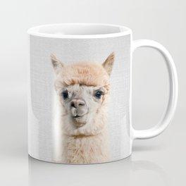 Alpaca - Colorful Coffee Mug
