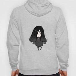 Alexia Chan in the middle of the galaxy Hoody