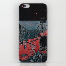 Beachghosts iPhone Skin