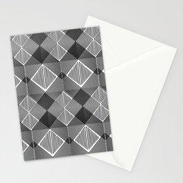 Pattern K 10 Stationery Cards