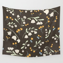 Whispering Lily Wall Tapestry