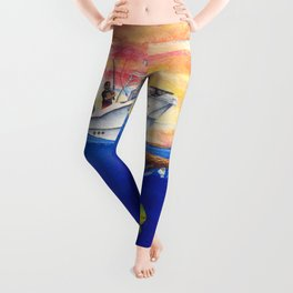 Sailor's Delight Leggings