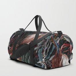 Floral and Birds XXXVIII Duffle Bag