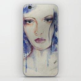 Hesitation iPhone Skin