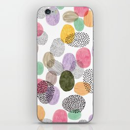 Bolls by Veronique de Jong iPhone Skin