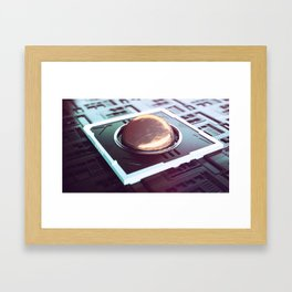 Soft/Ware Framed Art Print