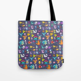 Pocket Collection 2 Tote Bag