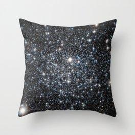 Globular Cluster IC 4499 Throw Pillow