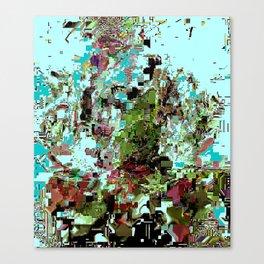 shufflemetillidatabend Canvas Print