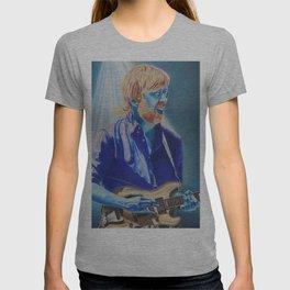 Trey Anastasio in Blue T-shirt
