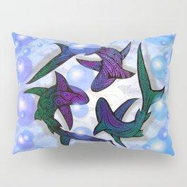 SHARK CIRCLE Pillow Sham